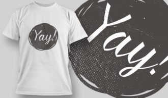 T-shirt Design 1164 T-shirt Designs and Templates vector