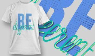 T-shirt Design 1176 T-shirt Designs and Templates vector