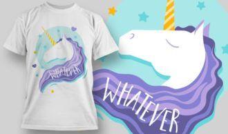 T-shirt Design 1184 T-shirt Designs and Templates vector