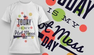 T-Shirt Design 1202 T-shirt Designs and Templates vector