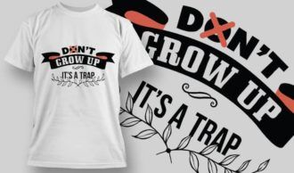 T-Shirt Design 1215 T-shirt Designs and Templates vector