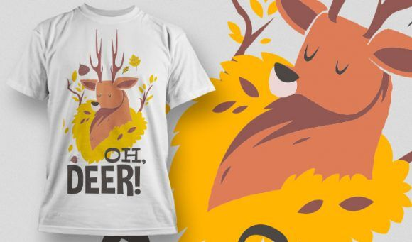 T-shirt Design 979 T-shirt Designs and Templates vector