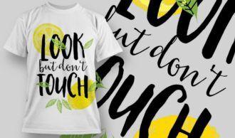 T-Shirt Design 1247 T-shirt Designs and Templates vector