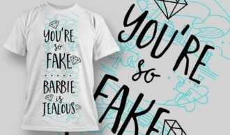 T-Shirt Design 1263 T-shirt Designs and Templates vector