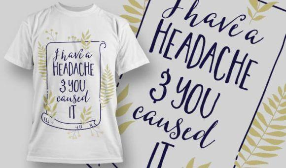 T-Shirt Design 1272 T-shirt Designs and Templates vector