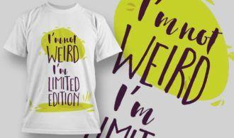 T-Shirt Design 1279 T-shirt Designs and Templates vector