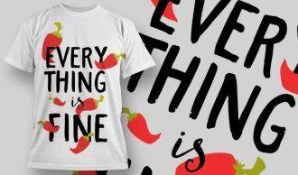 T-Shirt Design 1281 T-shirt Designs and Templates vector