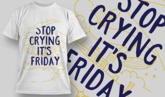 T-Shirt Design 1287 T-shirt Designs and Templates vector