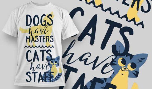 T-Shirt Design 1294 T-shirt Designs and Templates vector