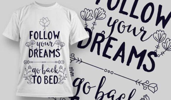 T-Shirt Design 1309 T-shirt Designs and Templates vector