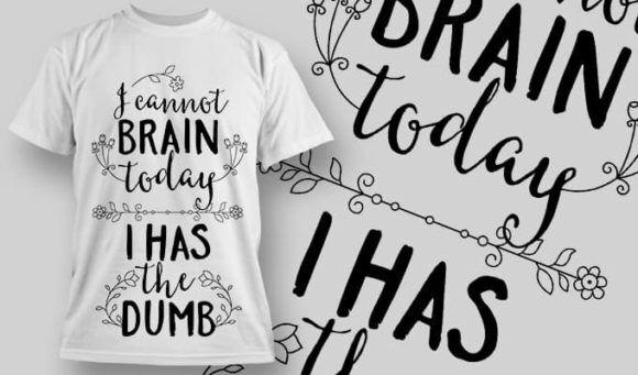 T-Shirt Design 1313 T-shirt Designs and Templates vector