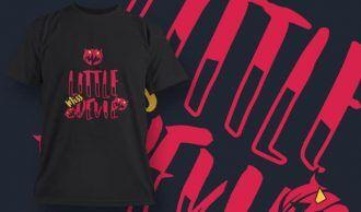 T-Shirt Design 1324 T-shirt Designs and Templates vector