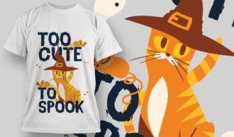 T-Shirt Design 1336 T-shirt Designs and Templates vector
