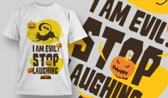 T-Shirt Design 1339 T-shirt Designs and Templates vector