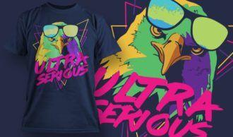 T-Shirt Design 1353 T-shirt Designs and Templates vector