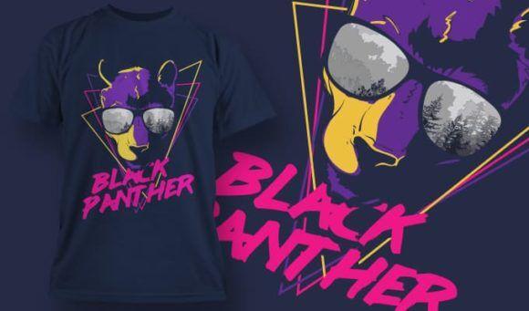T-Shirt Design 1355 T-shirt Designs and Templates vector