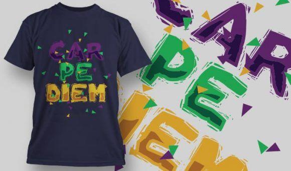 T-Shirt Design 1366 T-shirt Designs and Templates vector