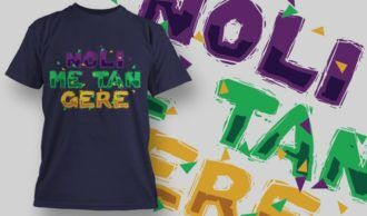 T-Shirt Design 1372 T-shirt Designs and Templates vector