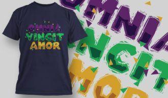 T-Shirt Design 1373 T-shirt Designs and Templates vector