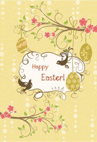 Spring Frame Vector Illustration Vector Illustrations floral