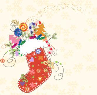 Colorful Sox Vector Illustration Vector Illustrations vector