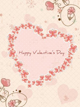 Valentine's Day Background Vector Illustration Vector Illustrations star