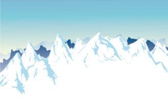 Winter Background Vector Illustration Vector Illustrations vector