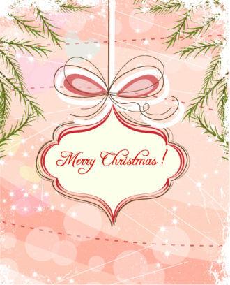 Christmas Background Vector Illustration Vector Illustrations vector
