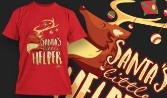 T-Shirt Design 1377 T-shirt Designs and Templates vector