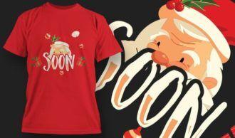 T-Shirt Design 1378 T-shirt Designs and Templates vector