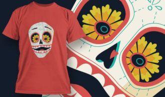 T-Shirt Design 1392 T-shirt Designs and Templates vector