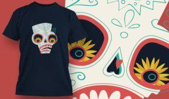 T-Shirt Design 1394 T-shirt Designs and Templates vector