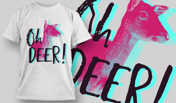 T-Shirt Design 1399 T-shirt Designs and Templates vector