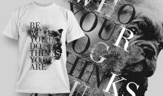 T-Shirt Design 1428 T-shirt Designs and Templates vector