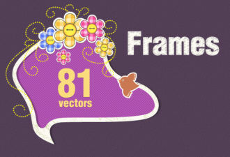 Frames Vector Vector packs abstract
