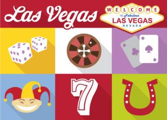 Las Vegas Vector Vector packs character