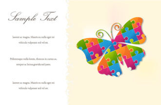 abstract butterfly vector illustration Vector Illustrations vector