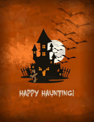 vector halloween background Vector Illustrations vector