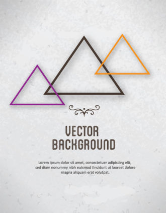 Vector background illustration Vector Illustrations urban
