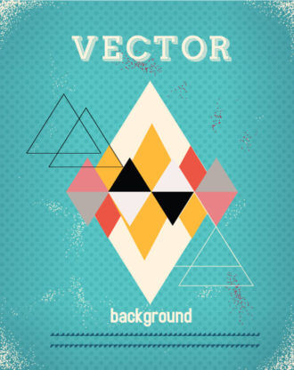Vector background illustration Vector Illustrations urban