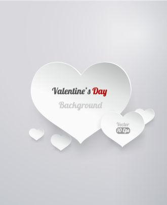 Valentine's Day vector illustration Vector Illustrations vector