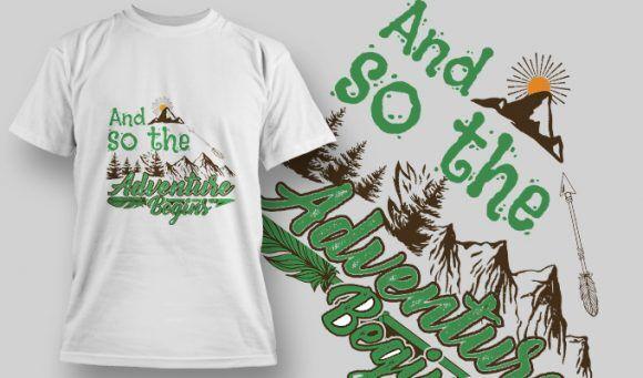 designious-tshirt-design-1528 T-shirt Designs and Templates vector