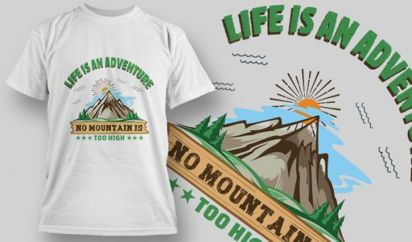 Designious-tshirt-design 1532 T-shirt Designs and Templates vector