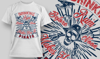 Designious-tshirt-design 1543 T-shirt Designs and Templates vector