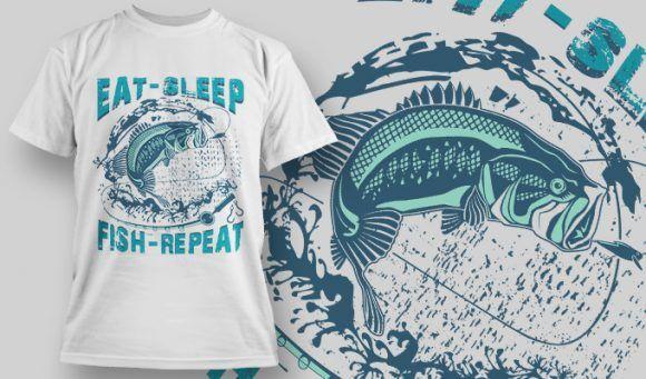 Designious-tshirt-design 1551 T-shirt Designs and Templates vector