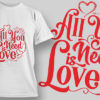 Designious-tshirt-design 1575 T-shirt Designs and Templates LOVE
