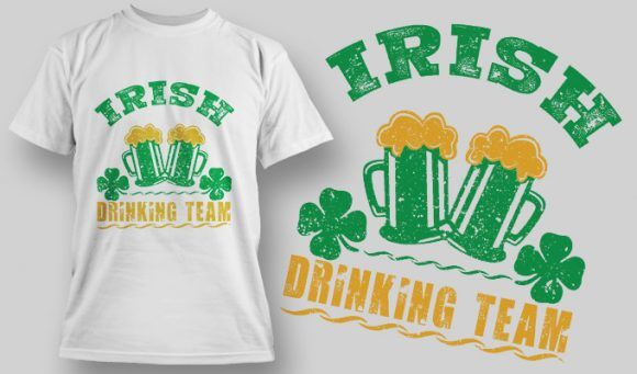Designious-tshirt-design 1585 T-shirt Designs and Templates green