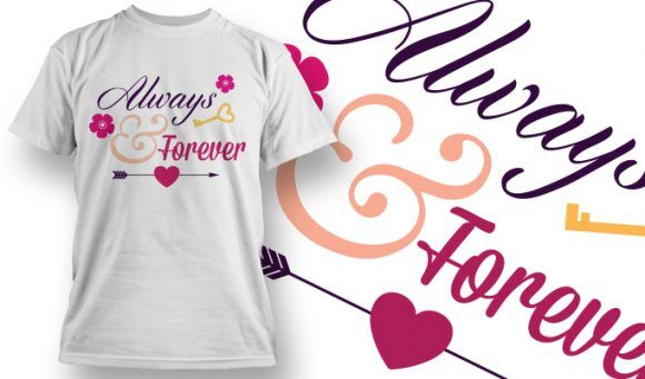 Valentines Day T-Shirt Design 16 T-shirt Designs and Templates vector