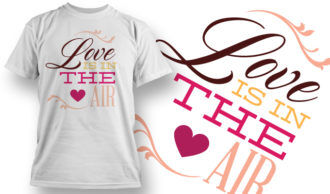 Valentines Day T-Shirt Design 18 T-shirt Designs and Templates vector