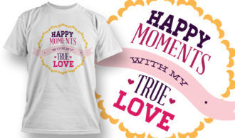 Valentines Day T-Shirt Design 22 T-shirt Designs and Templates vector